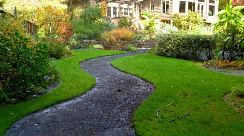mosaic garden designs ideas  